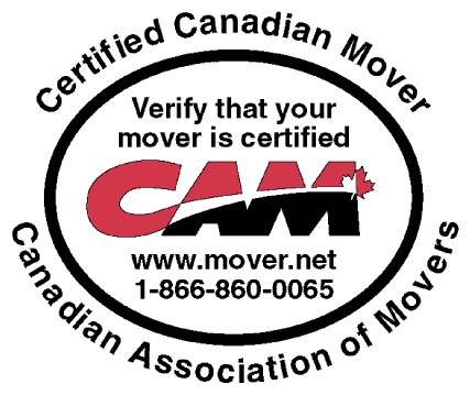 Certified moving company with BBB